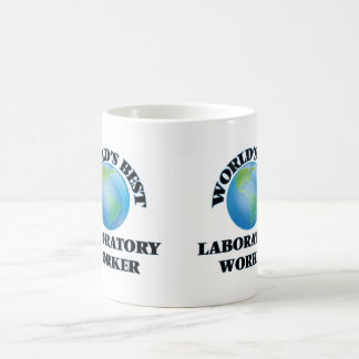 World's Best Laboratory Worker Mugs