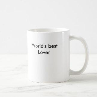 World's best Lover Basic White Mug