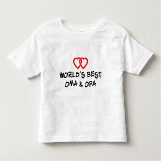World's Best Oma & Opa T-Shirt
