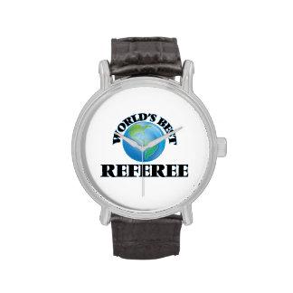 World's Best Referee Wristwatch