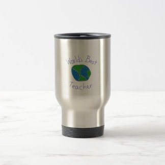 World's Best Teacher Travel Mug