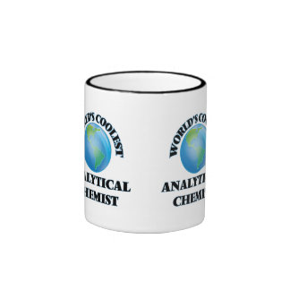 wORLD'S COOLEST aNALYTICAL cHEMIST Mugs