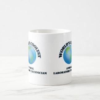 wORLD'S COOLEST aNIMAL lABORATORY tECHNICIAN Mug