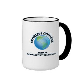 wORLD'S COOLEST aNIMAL lABORATORY tECHNICIAN Coffee Mug