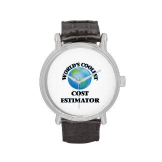World's coolest Cost Estimator Watches
