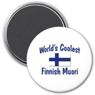 World's Coolest Finnish Muori Refrigerator Magnet