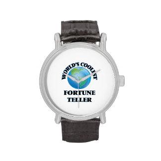World's coolest Fortune Teller Wristwatch