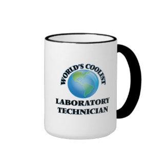 World's coolest Laboratory Technician Mugs