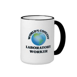 World's coolest Laboratory Worker Mug