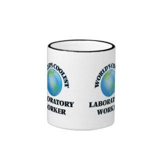 World's coolest Laboratory Worker Coffee Mug