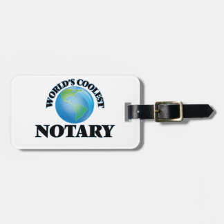 World's coolest Notary Tags For Luggage