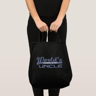 World's Coolest Uncle Tote Bag