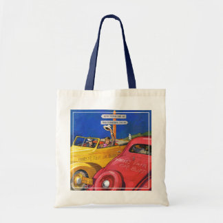 World's Fair or Bust Tote Bag