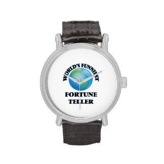 World's Funniest Fortune Teller Wrist Watches