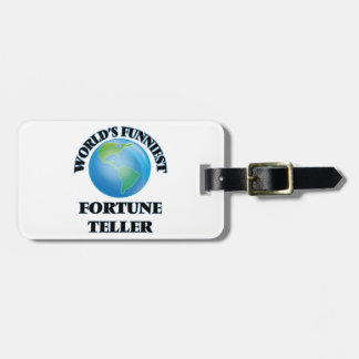 World's Funniest Fortune Teller Tags For Bags