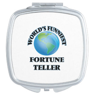 World's Funniest Fortune Teller Compact Mirrors