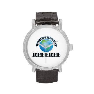 World's Funniest Referee Wrist Watch