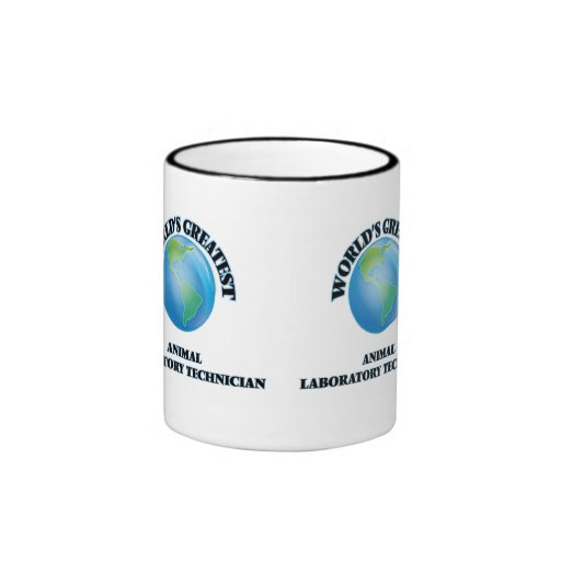 World's Greatest Animal Laboratory Technician Coffee Mug