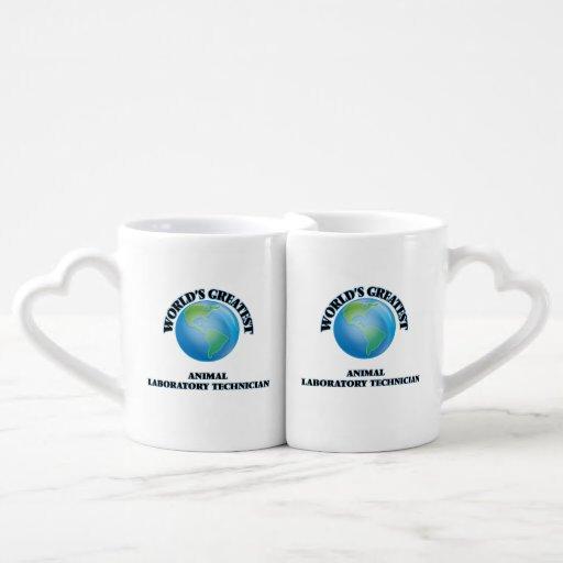 World's Greatest Animal Laboratory Technician Lovers Mug Sets