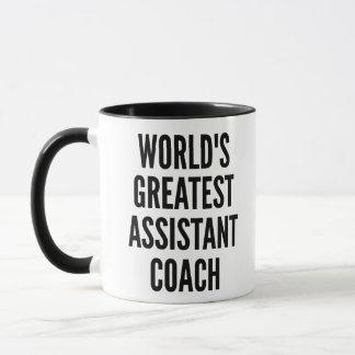 Worlds Greatest Assistant Coach Mug
