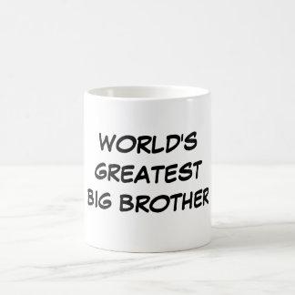 """World's Greatest Big Brother"" Mug"