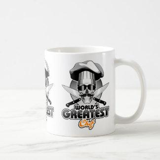World's Greatest Chef v4 Coffee Mug