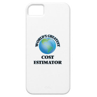 World's Greatest Cost Estimator iPhone 5 Covers