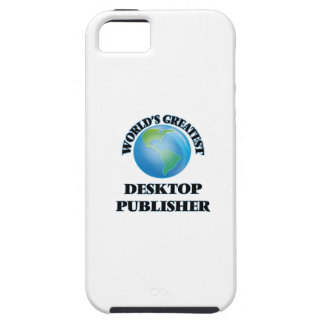 World's Greatest Desktop Publisher Case For iPhone 5/5S