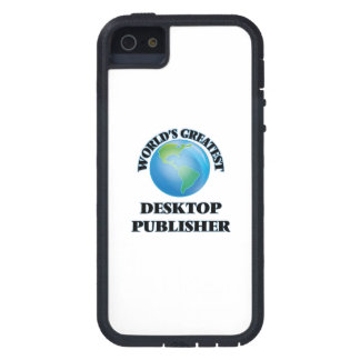 World's Greatest Desktop Publisher Cover For iPhone 5/5S