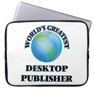 World's Greatest Desktop Publisher Computer Sleeves