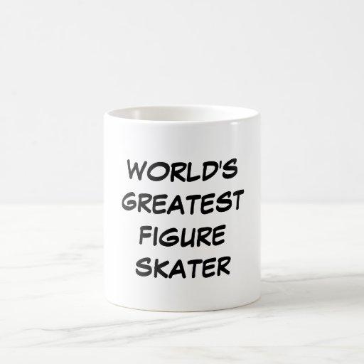"""World's Greatest Figure Skater"" Mug"