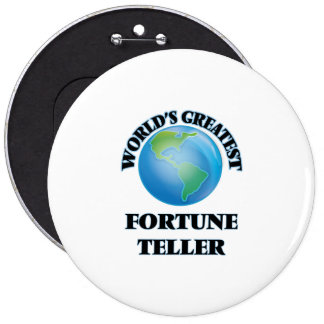 World's Greatest Fortune Teller Pins