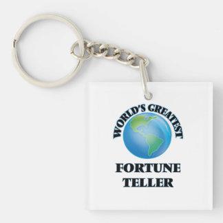 World's Greatest Fortune Teller Acrylic Key Chains