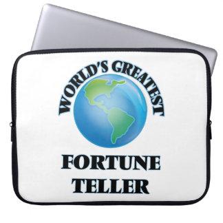 World's Greatest Fortune Teller Computer Sleeve