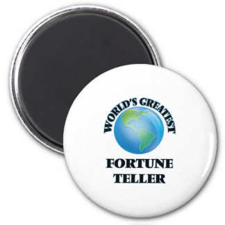 World's Greatest Fortune Teller Magnets
