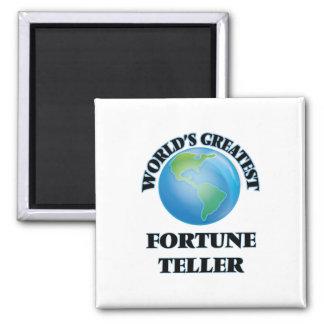 World's Greatest Fortune Teller Magnet