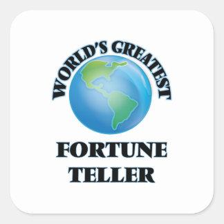 World's Greatest Fortune Teller Sticker