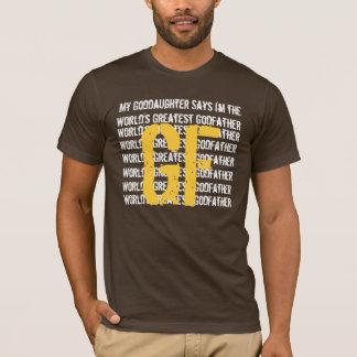World's Greatest Godfather Ver5 T-Shirt