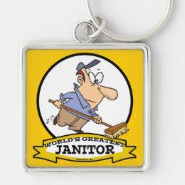 Janitor Key Ring
