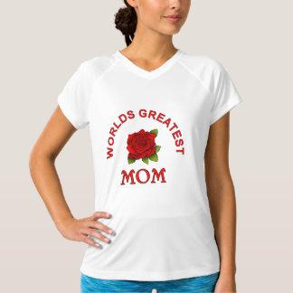 World's Greatest Mom T Shirt