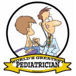 WORLDS GREATEST PEDIATRICIAN MEN CARTOON