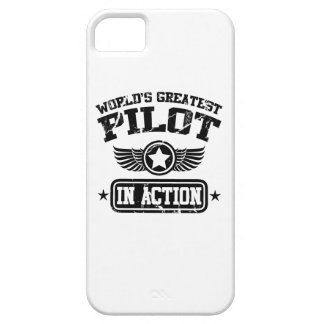 World's Greatest Pilot In Action iPhone 5 Cases