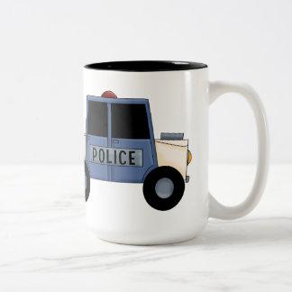 World's Greatest Policeman mug