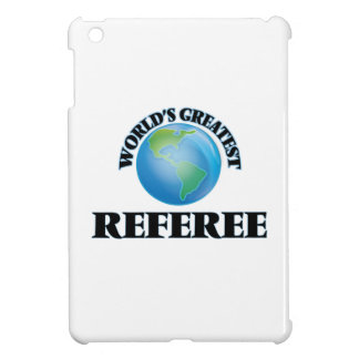 World's Greatest Referee iPad Mini Covers