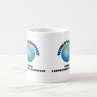 World's Hottest Animal Laboratory Technician Mugs