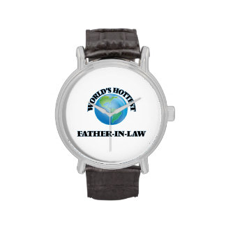 World's Hottest Father-in-Law Wrist Watch