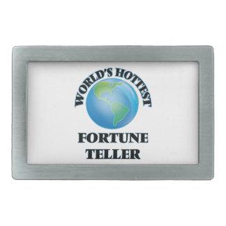 World's Hottest Fortune Teller Belt Buckles