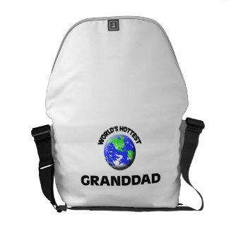 World's Hottest Granddad Commuter Bags