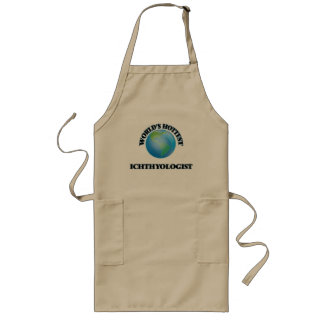 World's Hottest Ichthyologist Apron