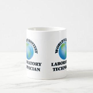 World's Hottest Laboratory Technician Coffee Mugs